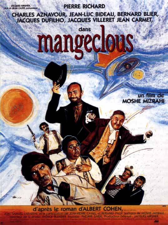 Mangeclous | Multi |TVRiP| FRENCH